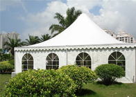 10 X 10m Big Lounge / Meeting Halls Pagoda Outdoor Party Tent Windproof