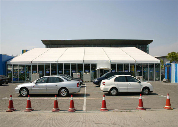 High Class Outdoor Exhibition Event Tents , Display Tents For Trade Shows